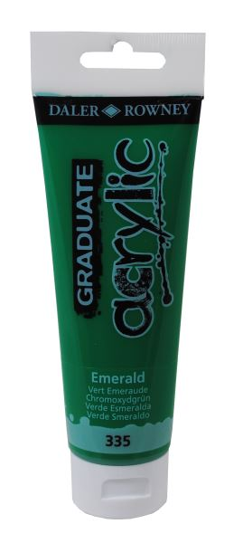 D&R Graduate Emeralt 120 ml