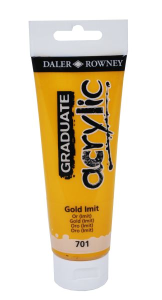 D&R Graduate Gold Imit 120 ml