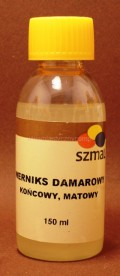 DAMAROVÝ lak 150ml., mat