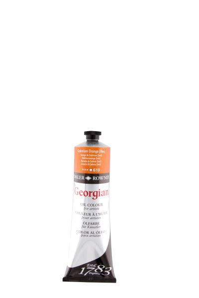 D&R Georgian Cadmium Orange 38 ml